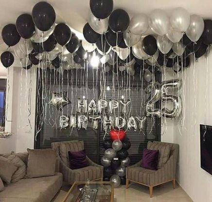 Birthday Party Decorations For Adults Men Decor…